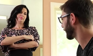 Familyhookups - sexy milf teaches stepson no matter how chronicling to fuck
