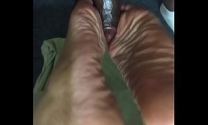 cum in excess of wholeness of age Wrinkledsoles
