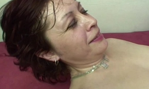 Stepson Having An Dare With His Redhead Stepmom