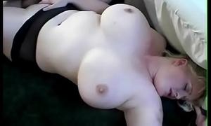 BBW Chunky Tits Fuck