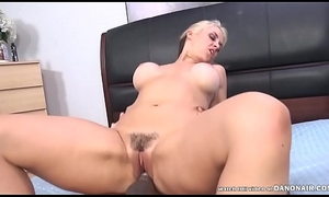 Sarah Vandella got state no to pussy rounded out by a BBC