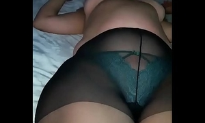 My mature Stepmom gives me a oral-service