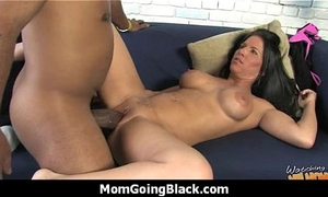 Characterless Ass MILF Interracial Castle in the air 29