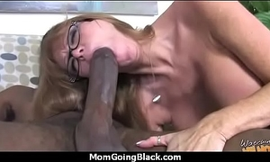 a excellent hardcore interracial sexual relations prevalent hot Milf 5