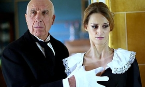 Brazzers - british mollycoddle erica fontes receives pounded